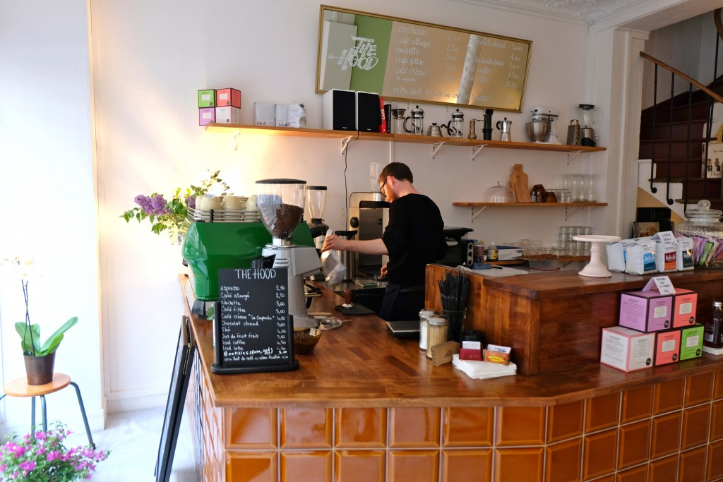 THE HOOD, un coffee shop à Paris sans fausse note